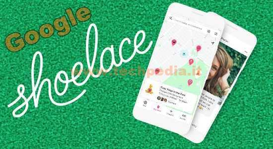 Shoelace Nuovo Social Google