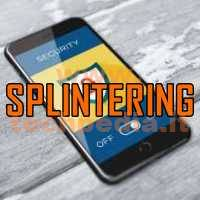 Splintering Protocollo Password Di Tide Logo