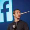 Zuckerberg come Pinocchio, le bugie costano care, Facebook multata