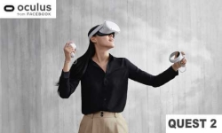 Oculus QUEST-2 il nuovo VR all-in-one wireless di Facebook