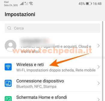 Abilitare Dns Over Tls Android 013