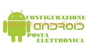 Configurare Email Android LOGO