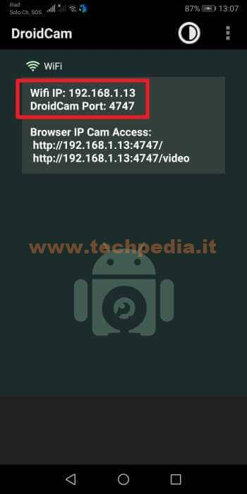 Droidcam Trasforma Smartphone Android In Webcam 076