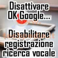 Google Assistant Registrazioni Logo