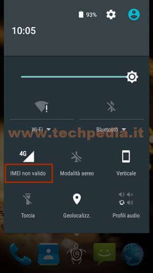 Inserire Imei Smartphone Android 022