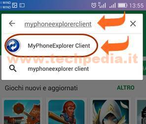 My Phone Explorer Gestire Smartphone Android 073