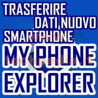 My Phone Explorer Gestire Smartphone Android T LOGO