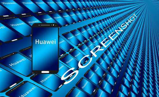 Screenshots Huawei