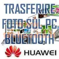 Trasferire Foto Huawei Computer Bluetooth Logo