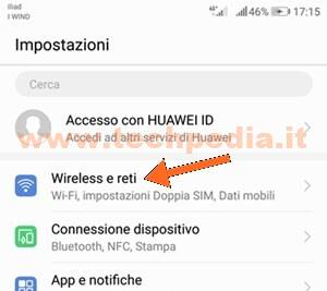 Usare Smartphone Come Hotspot Android 007