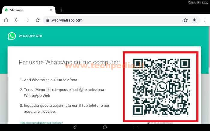 Whatsapp Tablet Android 016