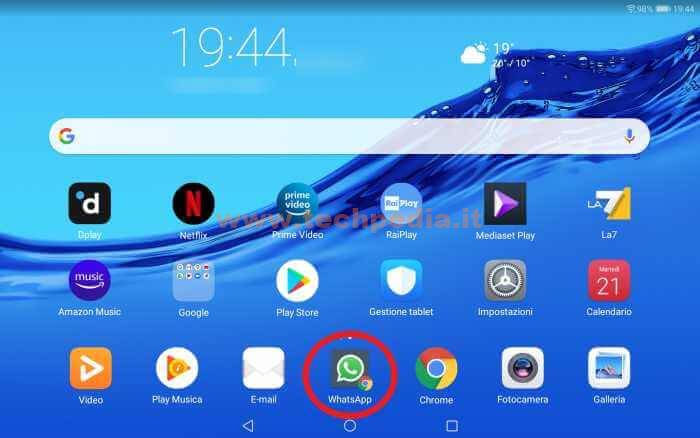 Whatsapp Tablet Android 031