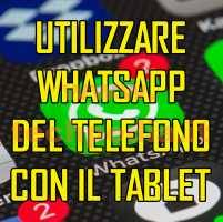 Whatsapp Tablet Android Logo