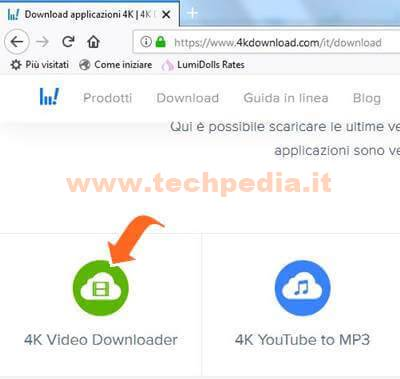 4k Downloader Scaricare Video 010