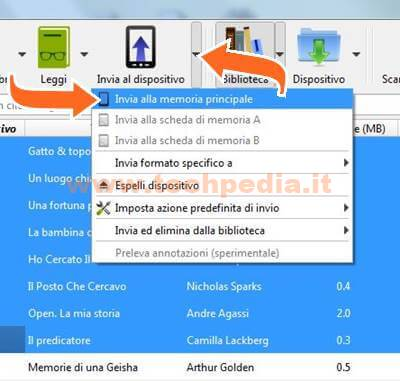 Calibre Per Gestire Ebook 052