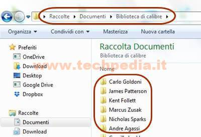 Calibre Per Gestire Ebook 085