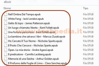 Calibre Per Gestire Ebook 088
