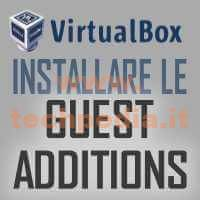 Guest Addition Virtual Box Oracle Logo