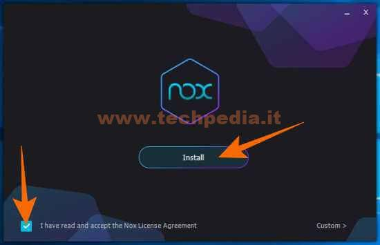 Nox Emulatore Android Per Windows 010