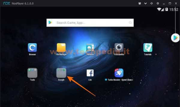 Nox Emulatore Android Per Windows 070