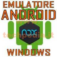 Nox Emulatore Android Per Windows LOGO