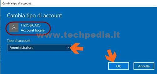 Creare Account Windows 10 028