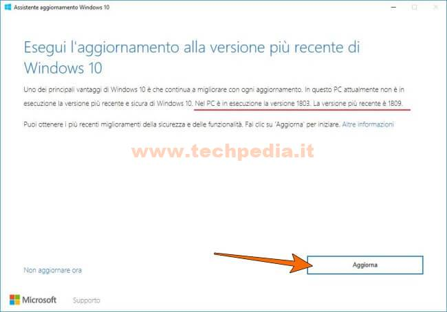 Assistente Aggiornamento Windows 10 025