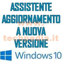 Assistente Aggiornamento Windows 10 LOGO