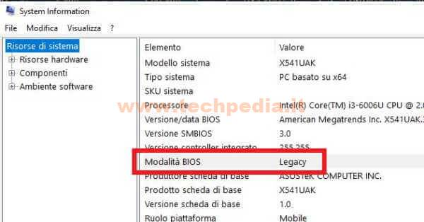 Conversione Disco Da Mbr A Gpt Per Uefi Windows 10 016