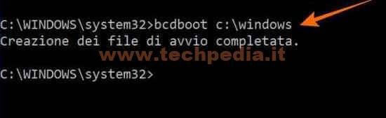 Conversione Disco Da Mbr A Gpt Per Uefi Windows 10 073