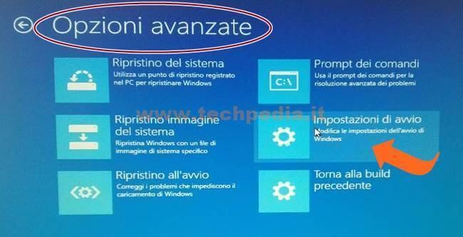 Disabilitare Firma Driver Windows 10 019