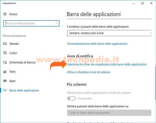 Icone Di Notifica Windows 10 010