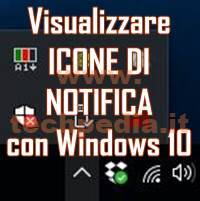 Icone Di Notifica Windows 10 LOGO