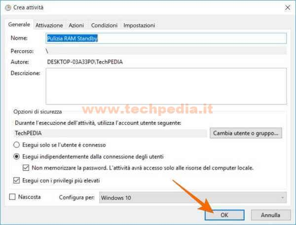 Liberare Ram Windows 10 Con Rammap 061