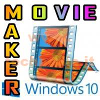 Movie Maker Windows 10 LOGO