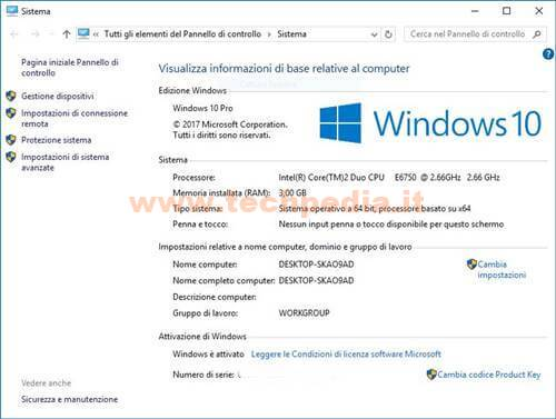 Scorciatoie Tastiera Windows 10 022