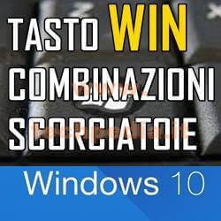 Scorciatoie Tastiera Windows 10 LOGO