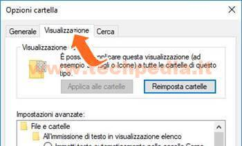 Visualizzare File Nascosti Windows 10 016