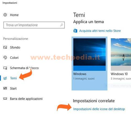 Visualizzare Icone Desktop Windows 10 004
