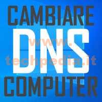 Cambiare Dns Computer Windows Logo