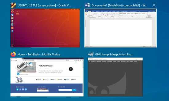 Desktop Multipli Windows10