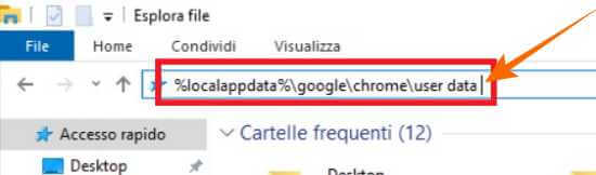 Disabilitare Software Reporter Tool Google 009