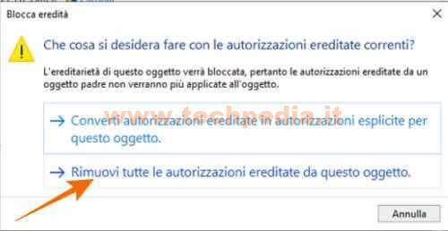 Disabilitare Software Reporter Tool Google 019