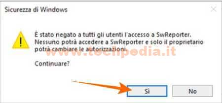 Disabilitare Software Reporter Tool Google 025