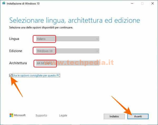 Scaricare Windows 10 Microsoft Creation Tool 016%20