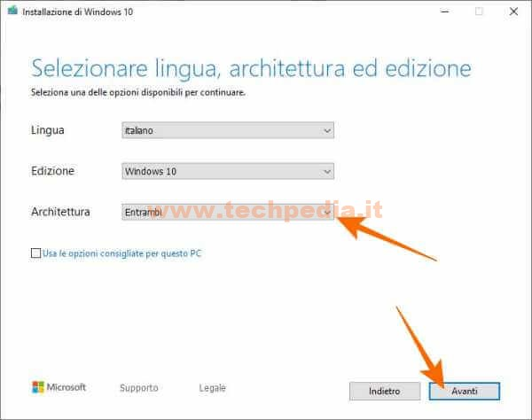 Scaricare Windows 10 Microsoft Creation Tool 019%20