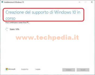 Scaricare Windows 10 Microsoft Creation Tool 040%20