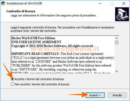 Clonare Installare Windows Su Pendrive Disco Usb Wintousb 025