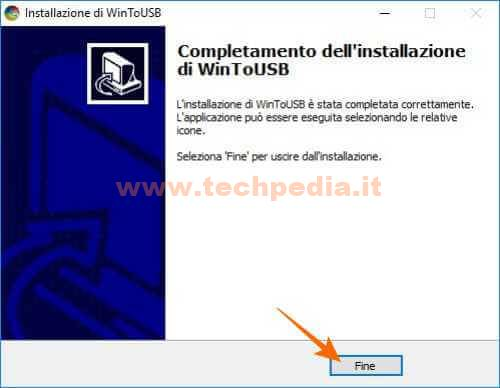 Clonare Installare Windows Su Pendrive Disco Usb Wintousb 040