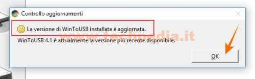Clonare Installare Windows Su Pendrive Disco Usb Wintousb 052